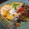 Salmon Hash and Eggs