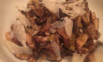 Mushroom and Leek Ragout