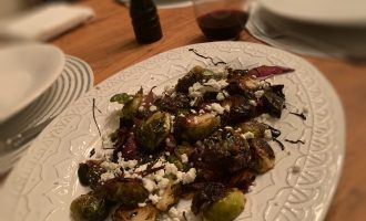 next level brussels sprouts